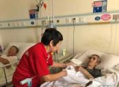 尊敬老人既是对老人的关心与照顾